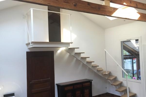 1.Escalier